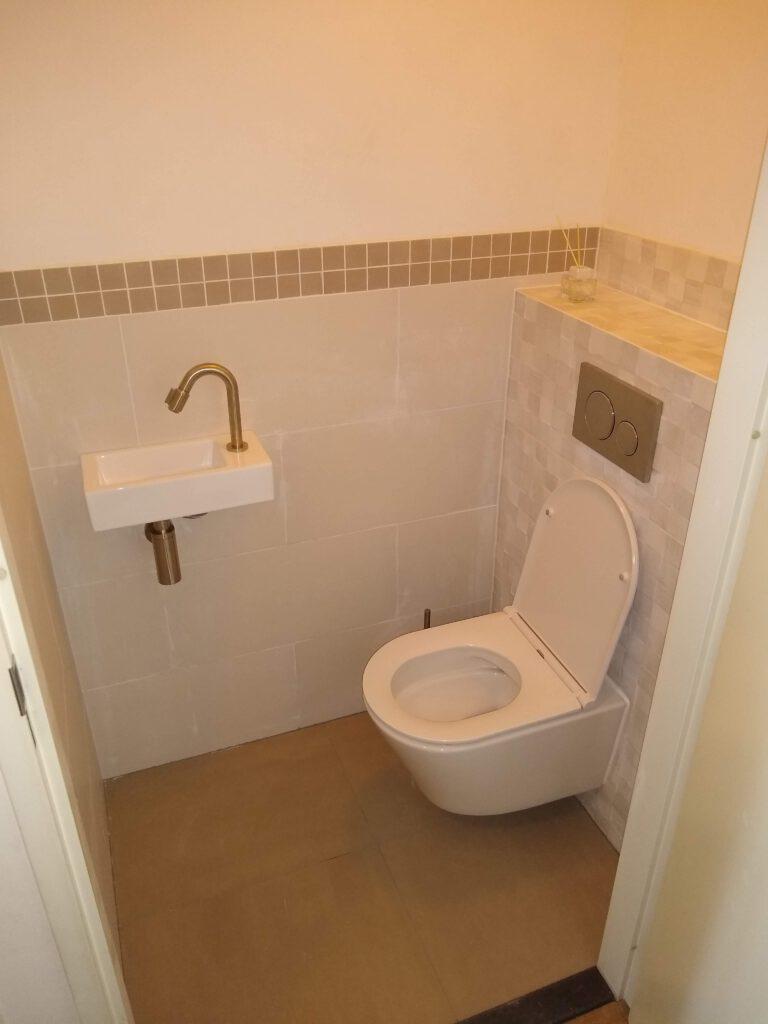 toiletrenovatie tegelzetter