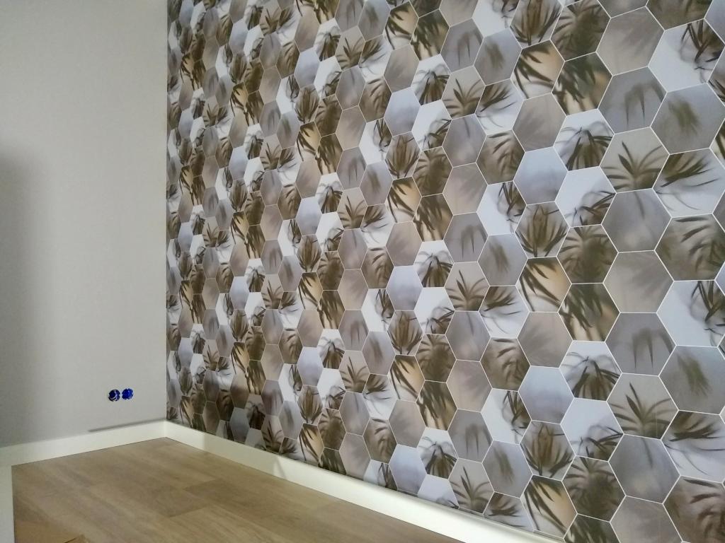 design behang behangen